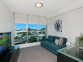 Reflections Tower 2 Unit 607 -  Great location with ocean and coastline views