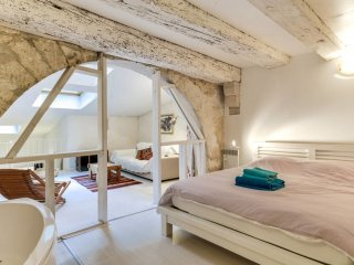 Charming flat, loft style - Avignon Center