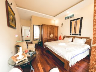 HillSide Homestay Hue - Silk Room