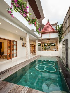 Affordable Stylish Private 4 Bedroom Villa, Uluwatu;