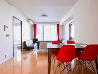 Ginza area! 9 Beds! walk to the station in 4 mins