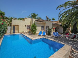 Taurus - holiday home with private swimming pool in Benissa