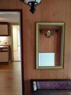 een doorkijkje door de ruime woning