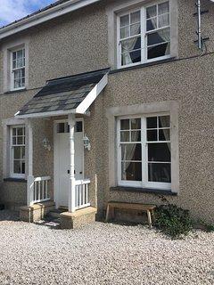 front Rhos cottage