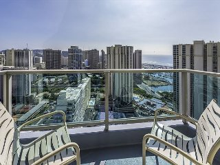 Penthouse B - 2br on 33 Floor, Spectacular Ocean Views! Book Now at Best Rate