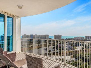 Palms 21016 Full 2BR/2BA- OPEN 9/17-9/24! GULF Views fr 10th Fl- RealJoy FunPass