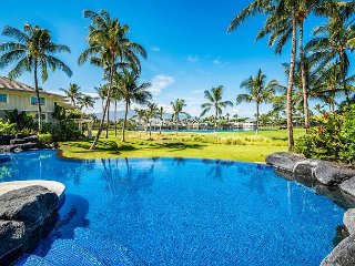 Serene 2 Bed, 2 Bath, + Loft Golf Condo in Waikoloa Beach  $150 Summer!!