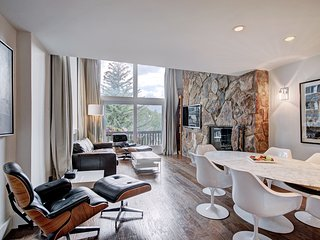 Cozy 3 Br Condominium in Vail Village - Winter is Calling!