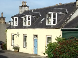Self catering house in the middle of Craigellachie, Speyside
