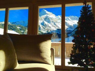 Cosy Scenic Ski Chalet near Gstaad & Glacier 3000
