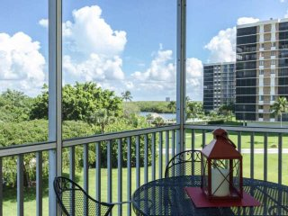 Upscale Vanderbilt Towers III, 4th floor condo with incredible views & steps to