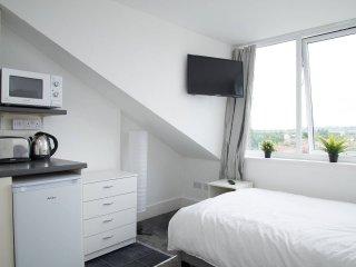 Spacious Modern Studio Flat, Beckenham 7