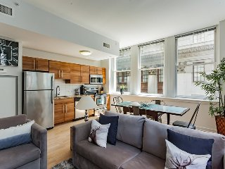 2BR furnished apartment in Love Park