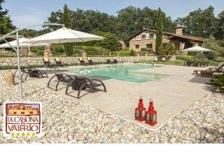 Casa de campo en La Vera , piscina, jardín 12-16 personas