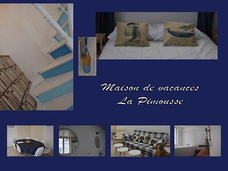 Maison de Vacances La Pimousse
