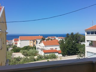 Orlje Duplex - Duplex Apartment with Balcony and Sea View