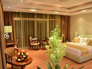 Impress Bed and Breakfast (Standard Suite), alquiler de vacaciones en Addis Ababa