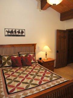 Reverse view of bedroom 2