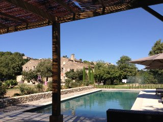 Menerbes - Beautiful Authentic Provencal Farmhouse - La Groumelle