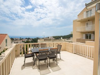 Serious Job Apartment & Room - One Bedroom Apartment with Patio and Sea View