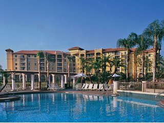 Wyndham Bonnet Creek ~ 2 Bedroom ~ Sleeps 8 ~ Minutes from Disney World