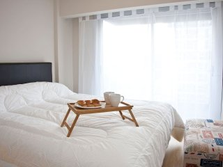 Gorgeous 2bd in lovely Palermo Soho with Gym/Pool/24hr security