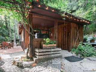 15% OFF MARCH SPECIAL- Der Tree Haus~35 min to Leavenworth, hot tub, Wi-Fi