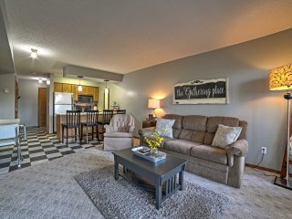 Mtn View 2BR Condo - 1 Mile to Silver Dollar City!