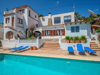 Tanja - modern, well-equipped villa with private pool in Costa Blanca