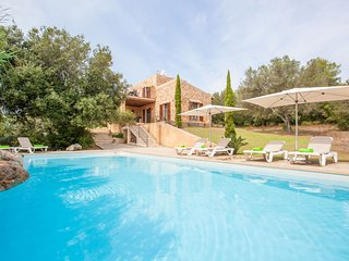 NA FIDEVERA - Villa for 7 people in Arta