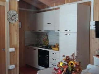 cottura.Frigo Plan freezer, stove and various forno.Accessori