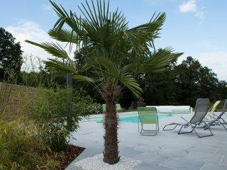 gîtes 3 étoiles proche de Chambord avec piscine chauffée