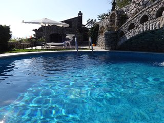 Villa Esposito nice ocean view, private poo/solarium and garden in Amalfi coast