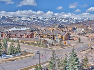 Park City Black Rock Penthouse