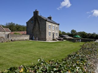 The Farmhouse at Thirley Cotes located in Harwood Dale, North Yorkshire