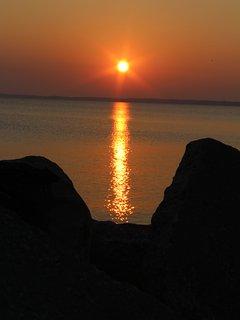 Breathtaking Lake Erie Sunrises and Sunsets.