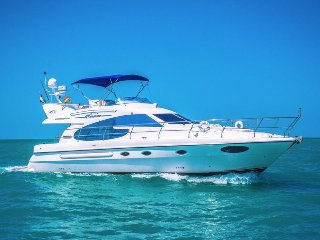 NANJE YACHT AND CHARTER - 50 FEET 18 PERSON CAPACITY