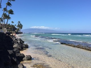 Oceanfront Building at the Maui Sands #702