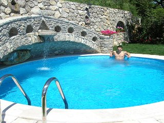 Villa located in enchanting position with private pool and seaview Sorrentocoast