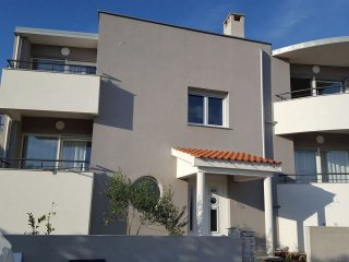 Apartments Salis - Two-Bedroom Apartment with Sea View (A1)