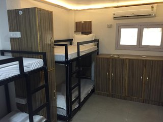 Comfort Stay The Backpackers Hostel Bed in 10-Bed Mixed Dormitory Room
