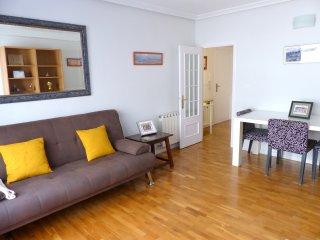 Apartamento muy comodo e idoneo en Gijon