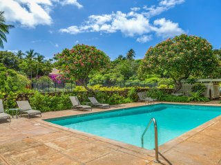 Walk to beach, Golf, Shop, Private home, Tropical, Upscale comfort, Poipu Crater