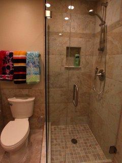 Gust shower