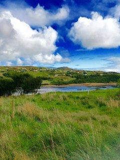 Views of Teelin Bay