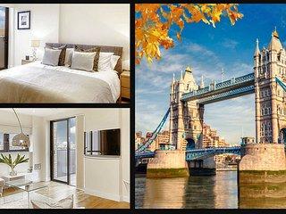 Central London Premium Apartment (Sleeps 6)