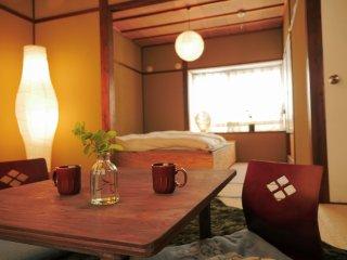 Local + Comfort behind Kyoto. 11mins to Arashiyama. -Patria MINAMI-