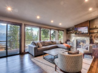 Large, Stylish Home with Lake Views