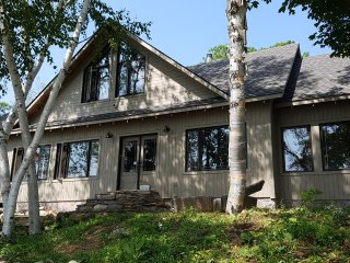 Secluded Lakefront Luxury, new construction