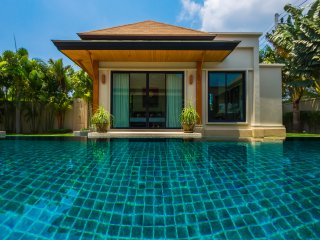 Luxury Villa at Nai Harn beach